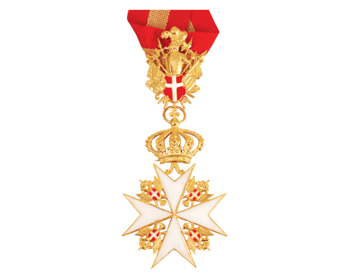 Commander Cross Order of Maltese