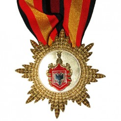 Grand Commander Star of Albania