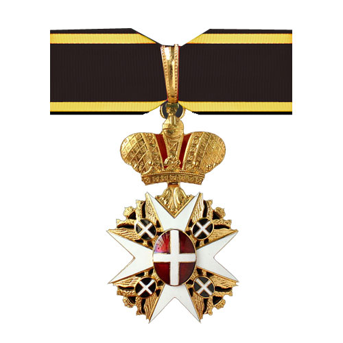 Commander Cross